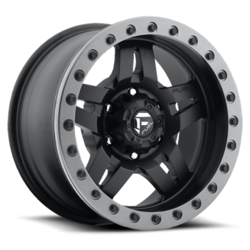 Fuel Anza D106 One Piece Forged Off-Road Wheels
