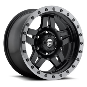 Fuel Anza D557 One Piece Off-Road Wheels