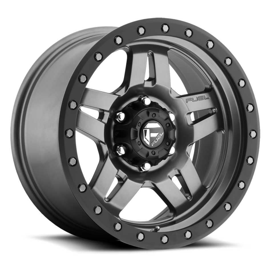 Fuel Anza D558 One Piece Off-Road Wheels