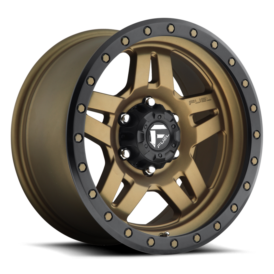 Fuel Anza D583 One Piece Off-Road Wheels