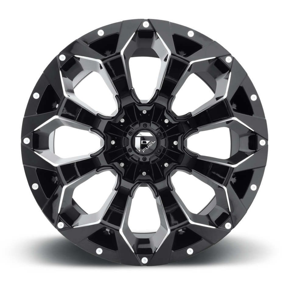 Fuel Assault D576 One Piece Off-Road Wheels