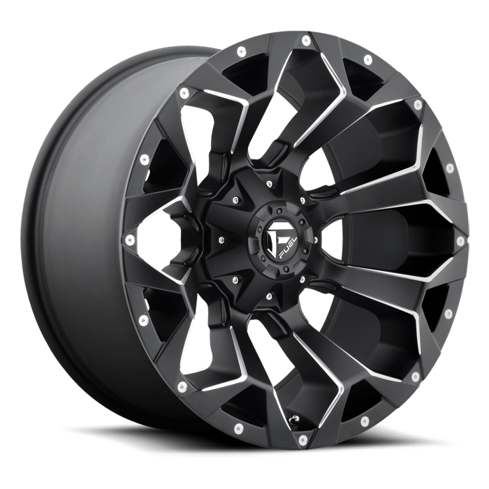 Fuel Assault D546 One Piece Off-Road Wheels