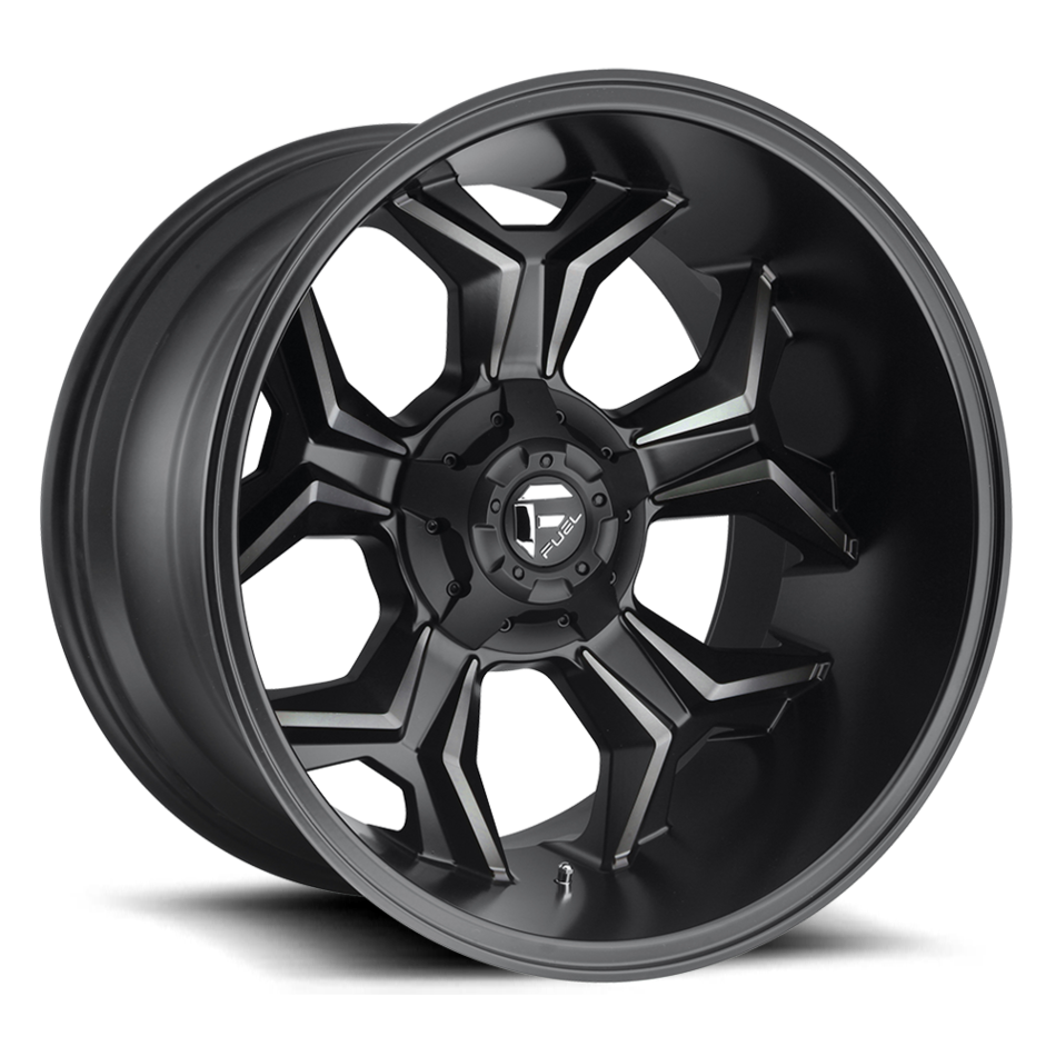 Fuel Avenger D605 One Piece Off-Road Wheels