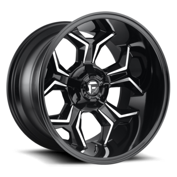 Fuel Avenger D606 One Piece Off-Road Wheels
