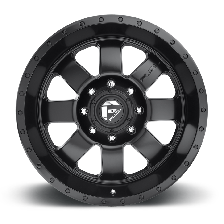 Fuel Baja D626 One Piece Off-Road Wheels