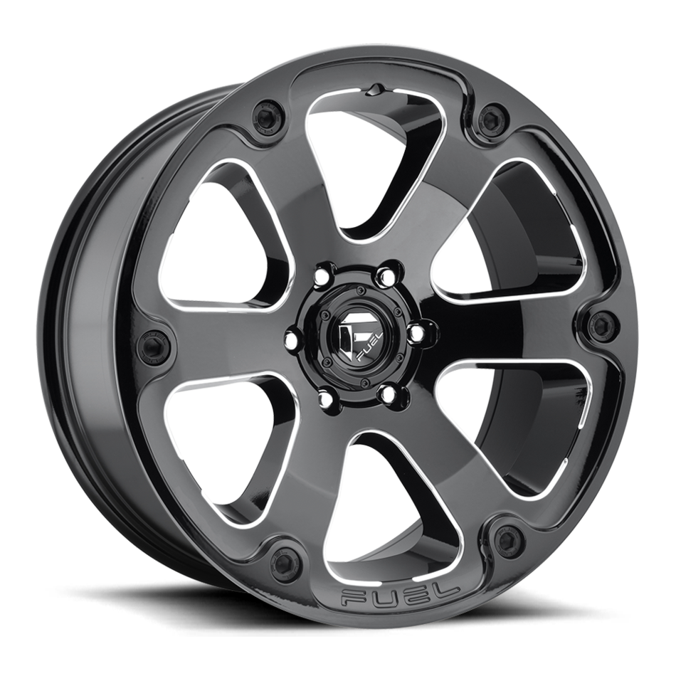 Fuel Beast D562 One Piece Off-Road Wheels