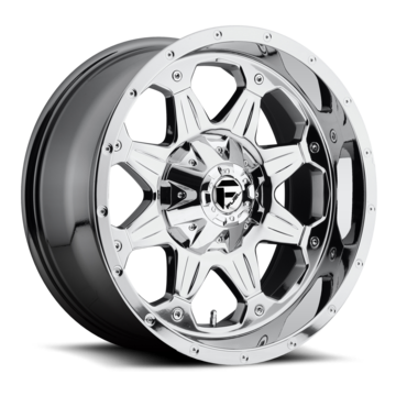 Fuel Boost D533 One Piece Off-Road Wheels
