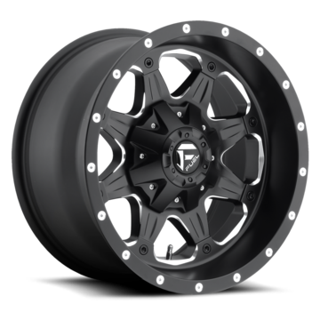 Fuel Boost D534 One Piece Off-Road Wheels