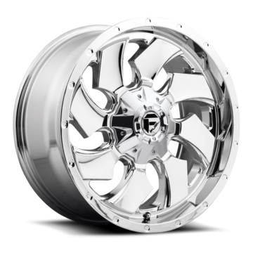 Fuel Cleaver D573 One Piece Off-Road Wheels