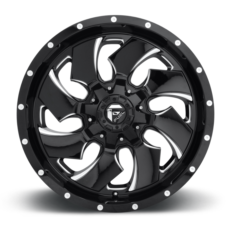 Fuel Cleaver D574 One Piece Off-Road Wheels