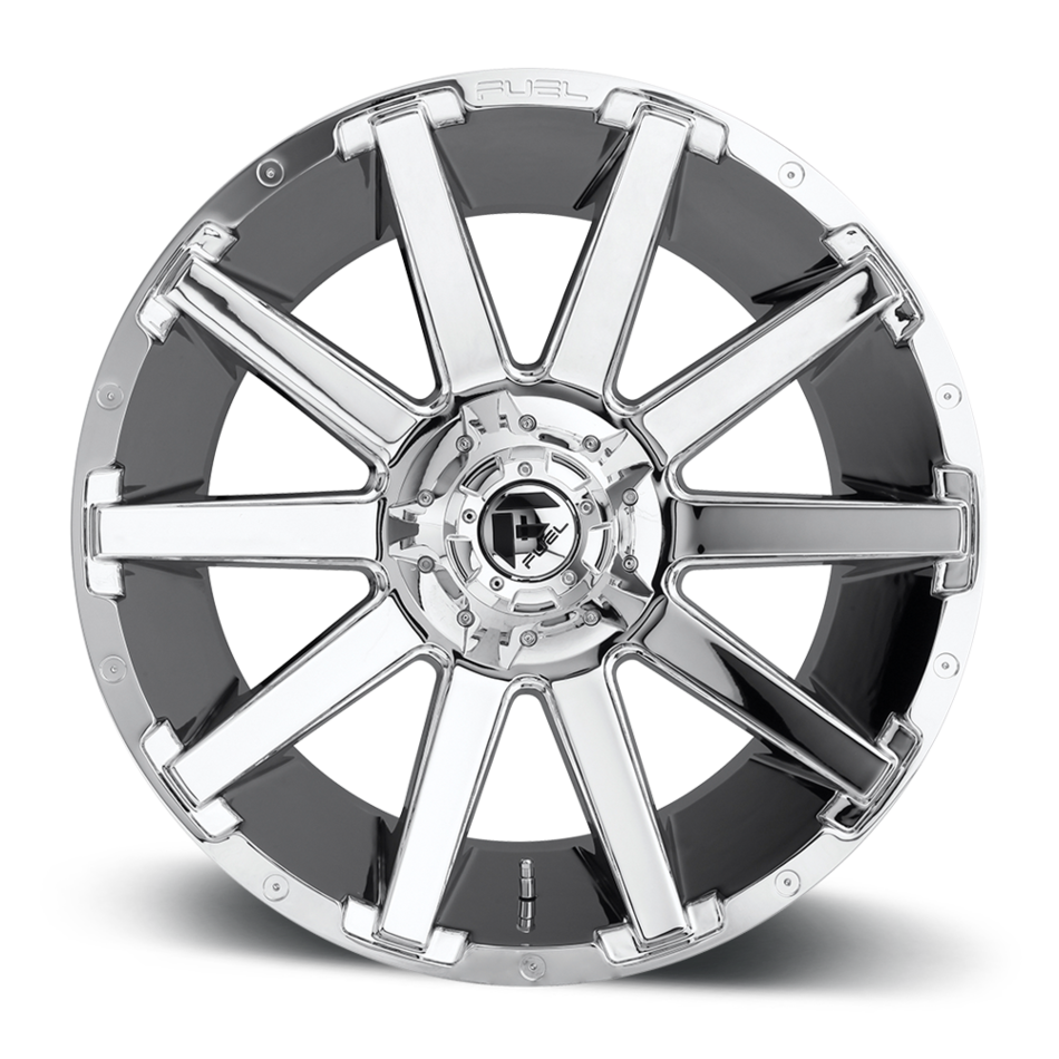 Fuel Contra D614 One Piece Off-Road Wheels
