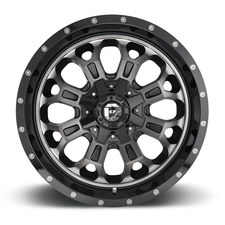 Fuel Crush D561 One Piece Off-Road Wheels