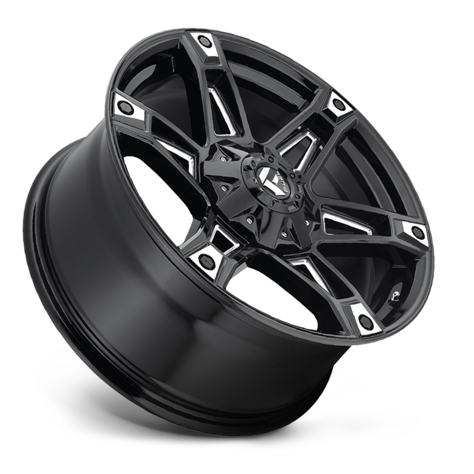 Fuel Dakar D622 One Piece Off-Road Wheels