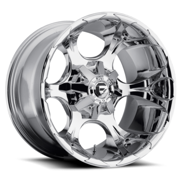 Fuel Dune D522 Chrome One Piece Off-Road Wheels