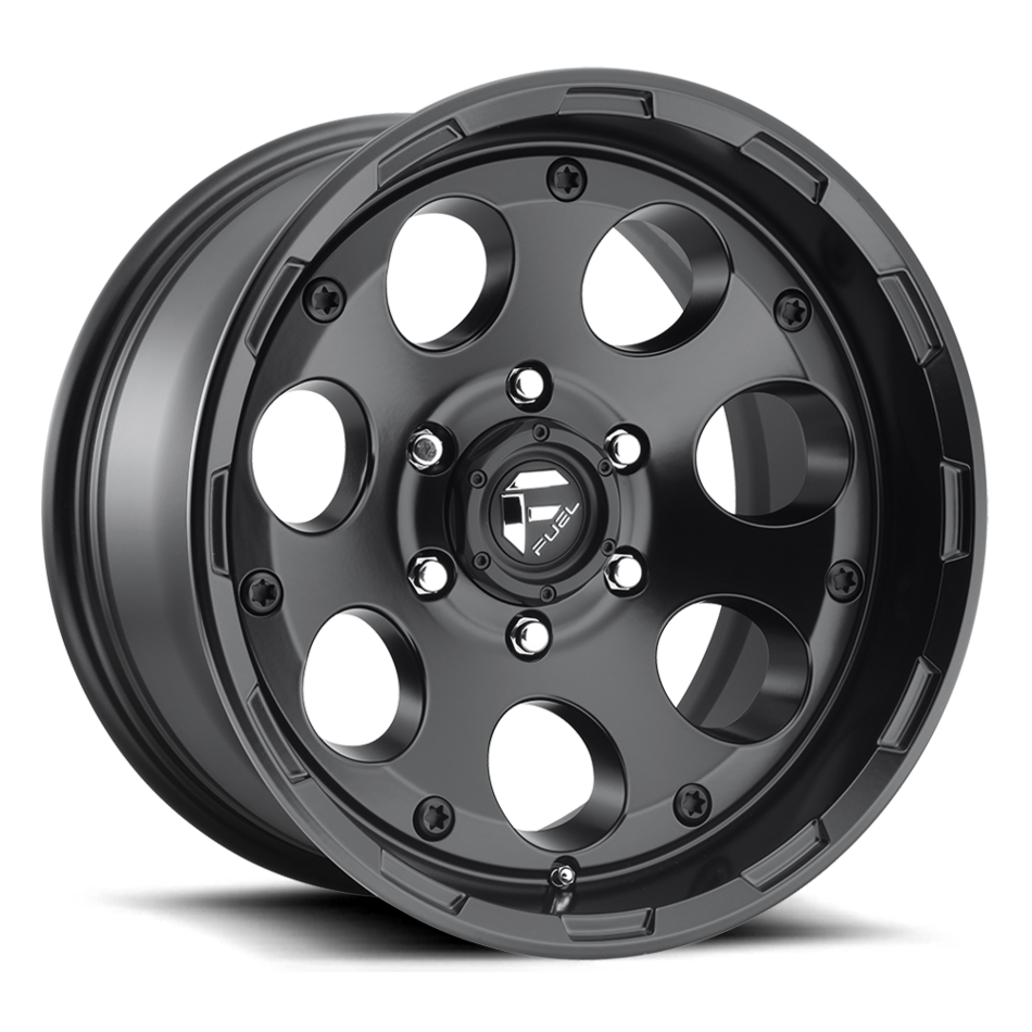 Fuel Enduro D608 One Piece Off-Road Wheels