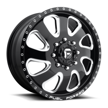 Fuel Offroad FF12 Dually Forged Wheels