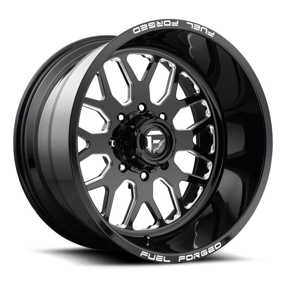Fuel Offroad FF19 Forged Wheels