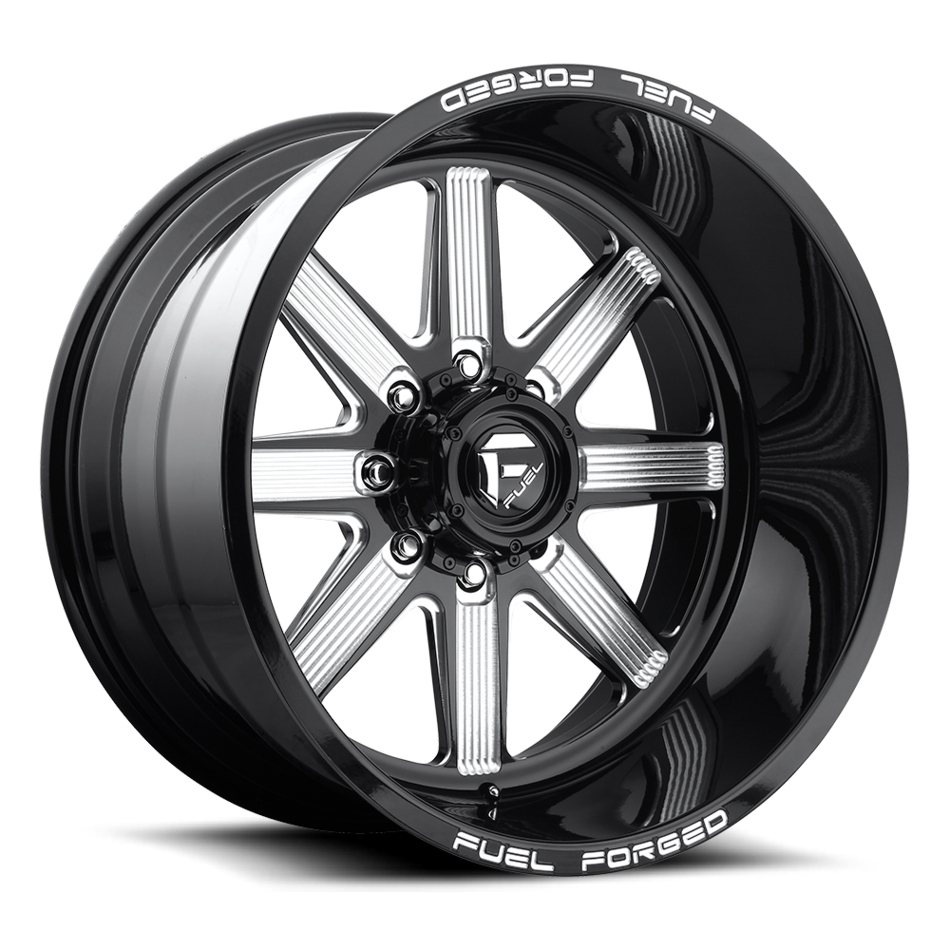 Fuel Offroad FF20 Forged Wheels