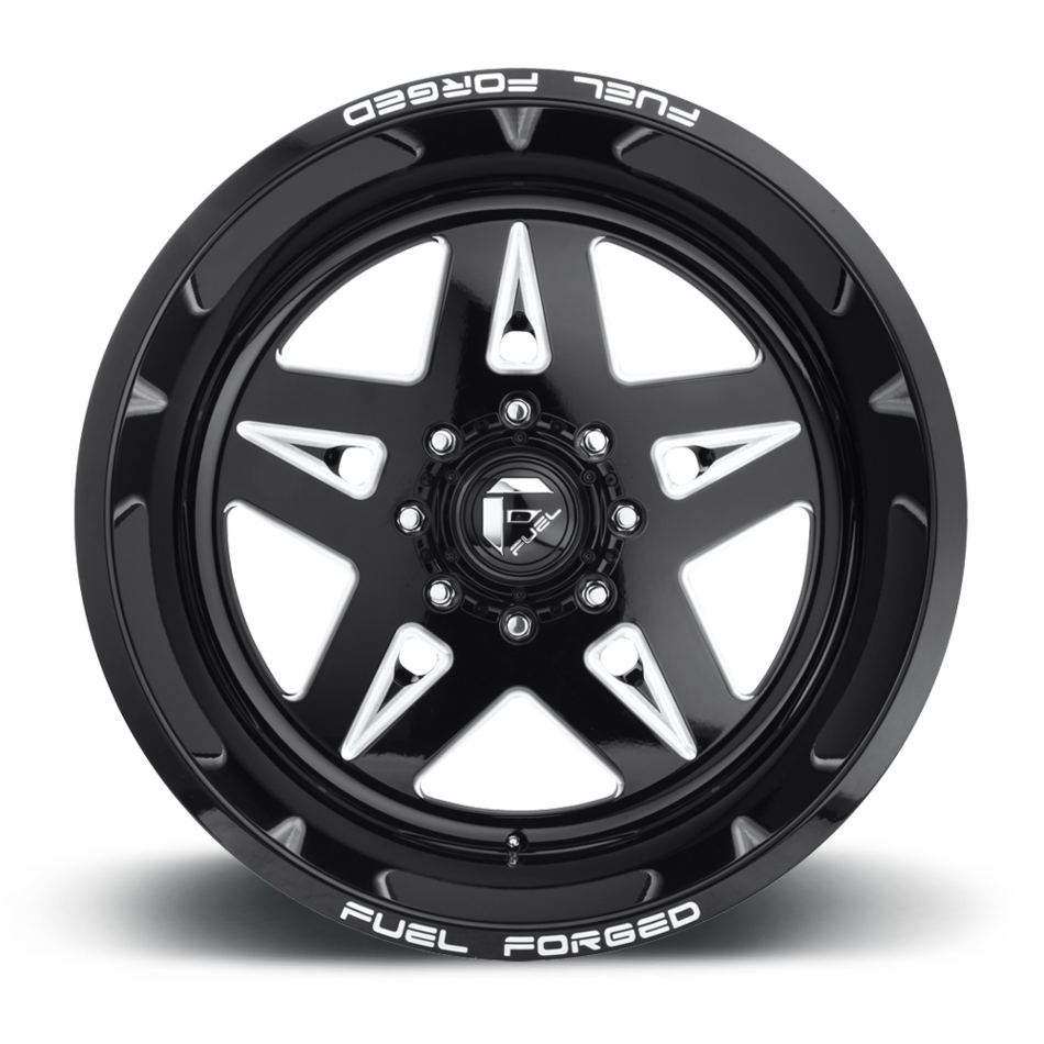 Fuel Offroad FF21 Forged Wheels
