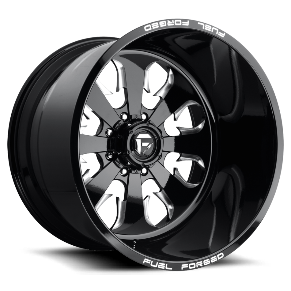 Fuel Offroad FF24 Forged Wheels