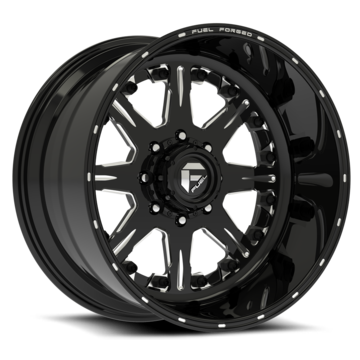 Fuel Offroad FF25 Forged Wheels