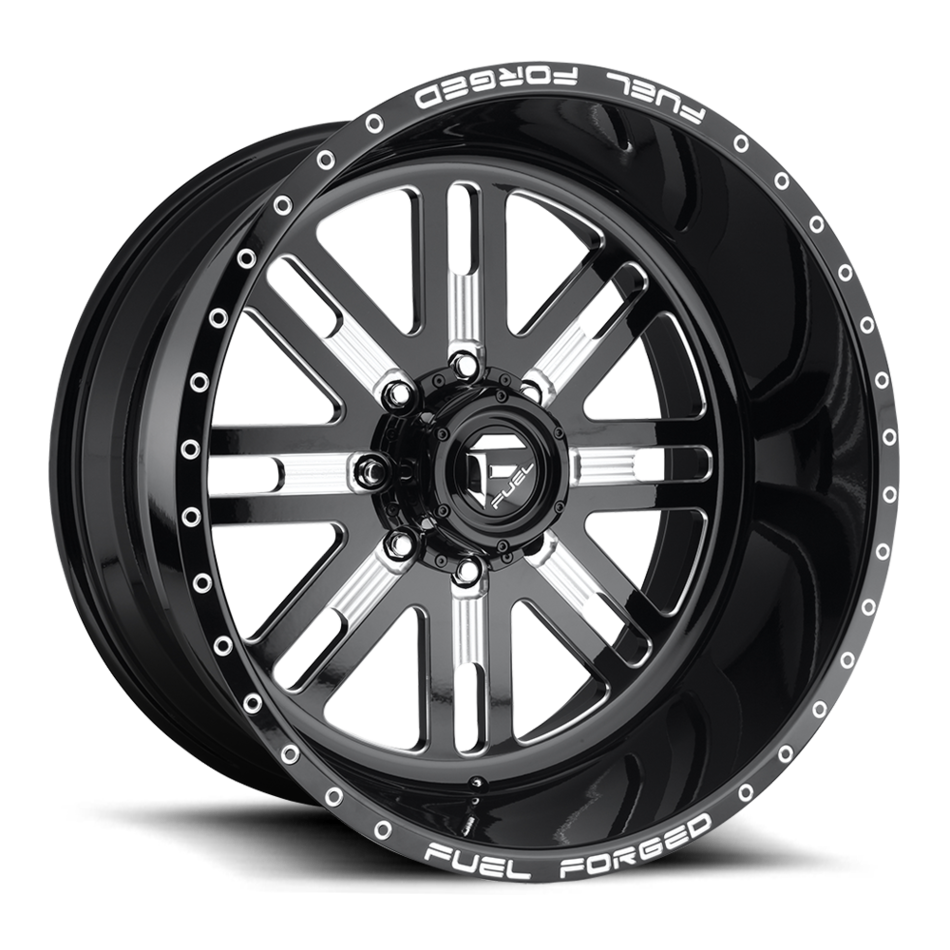 Fuel Offroad FF33 Forged Wheels