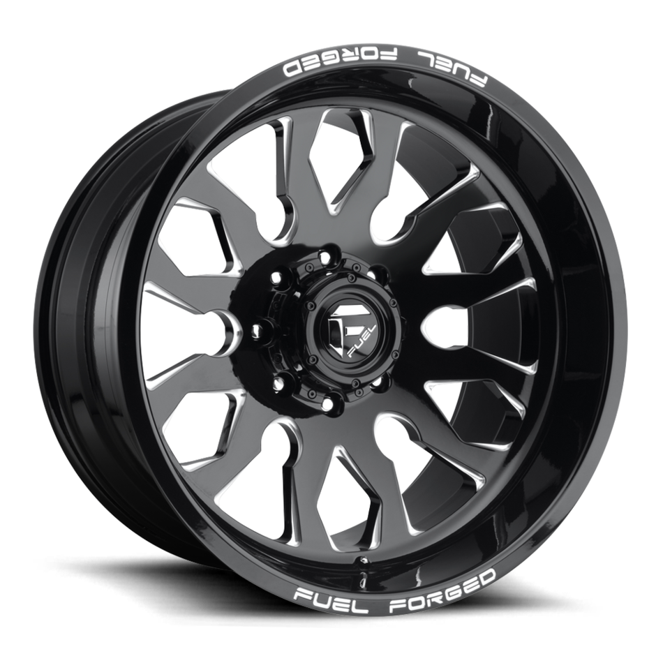 Fuel Ffc37 Concave Forged Wheels At Butler Tires And
