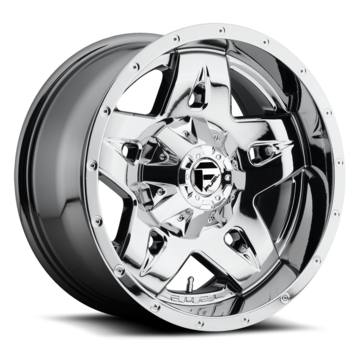 Fuel Full Blown D553 PVD One Piece Off-Road Wheels