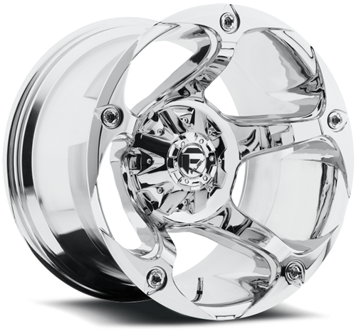 Fuel Havok D547 Chrome Deep Lip Wheels