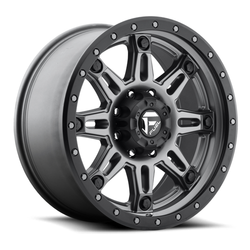 Fuel Hostage III D568 One Piece Off-Road Wheels