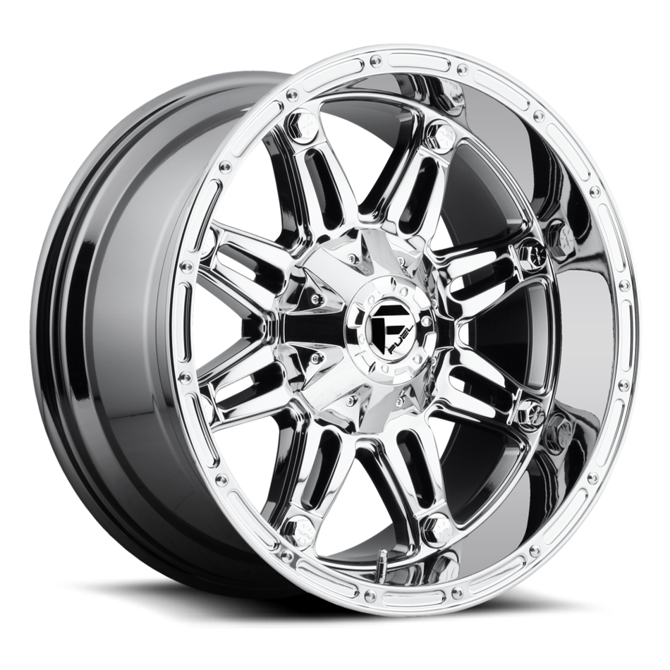 Fuel Hostage D529 PVD One Piece Off-Road Wheels