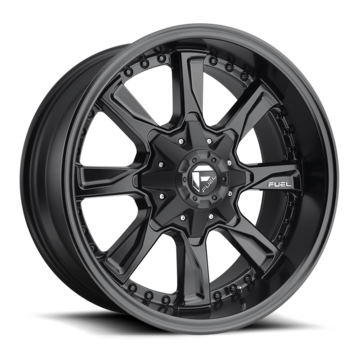 Fuel Hydro D604 One Piece Off-Road Wheels