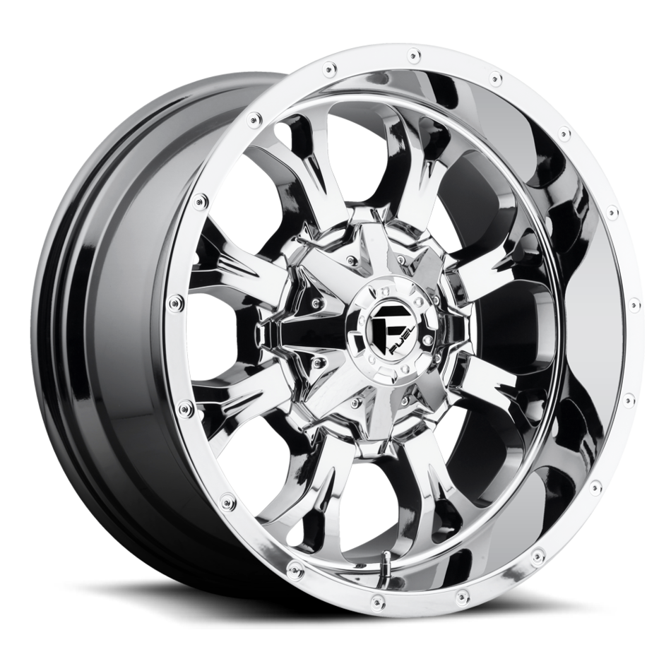 Fuel Krank D527 PVD One Piece Off-Road Wheels