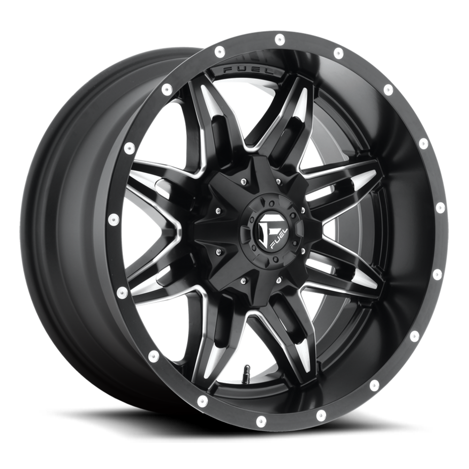 Fuel Lethal One Piece Wheels - D567
