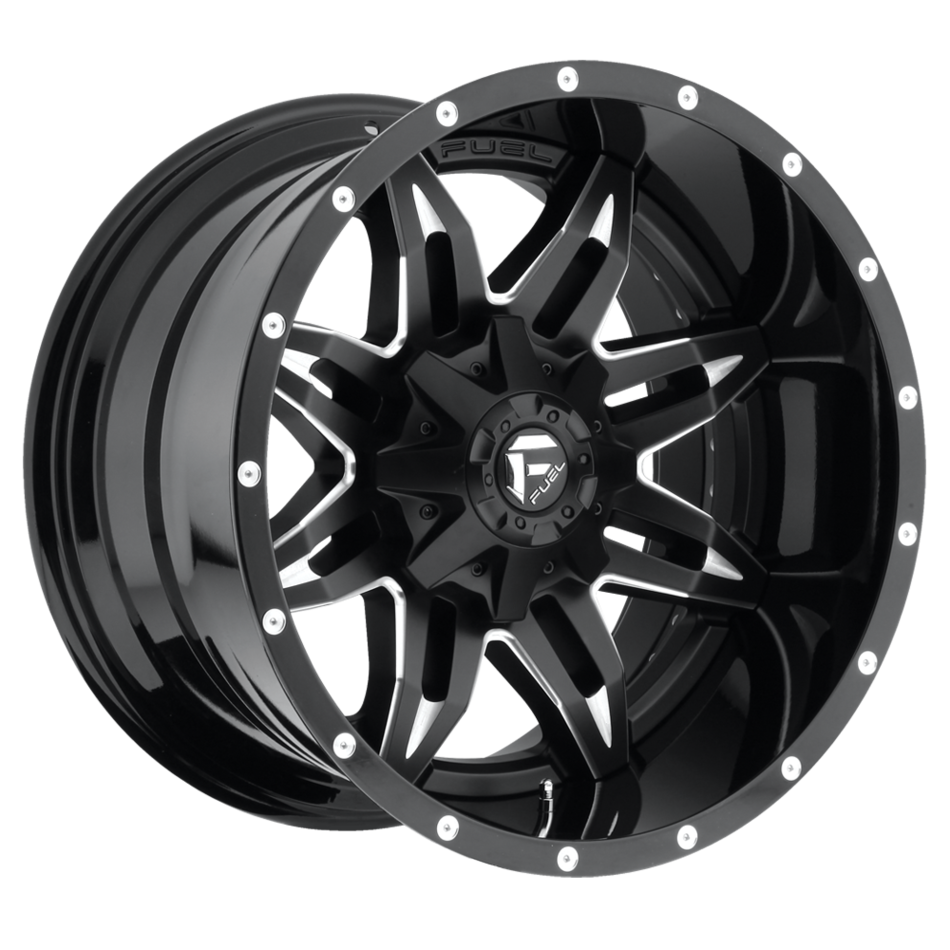 Fuel Lethal D267 Custom Two Piece Off-Road Wheels
