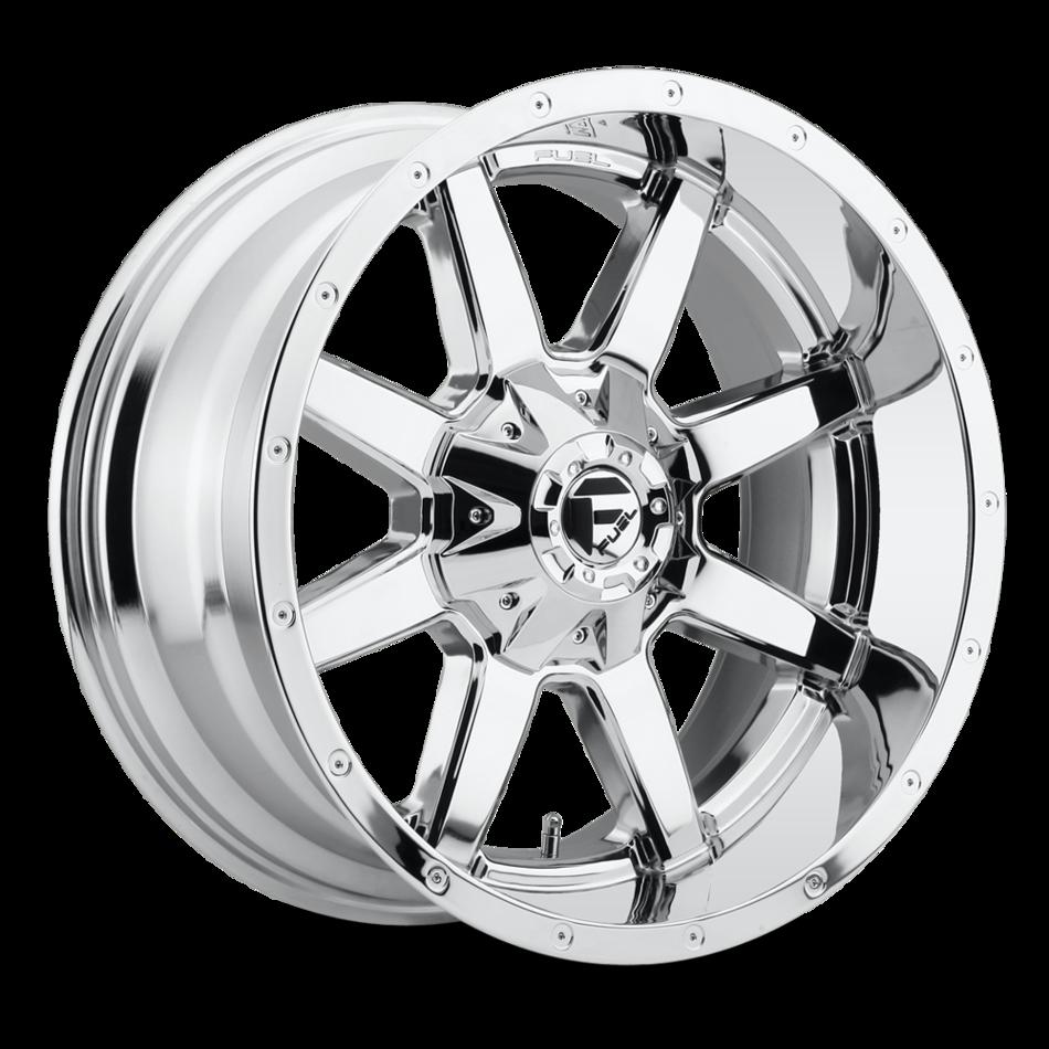 Fuel Maverick One Piece Wheels