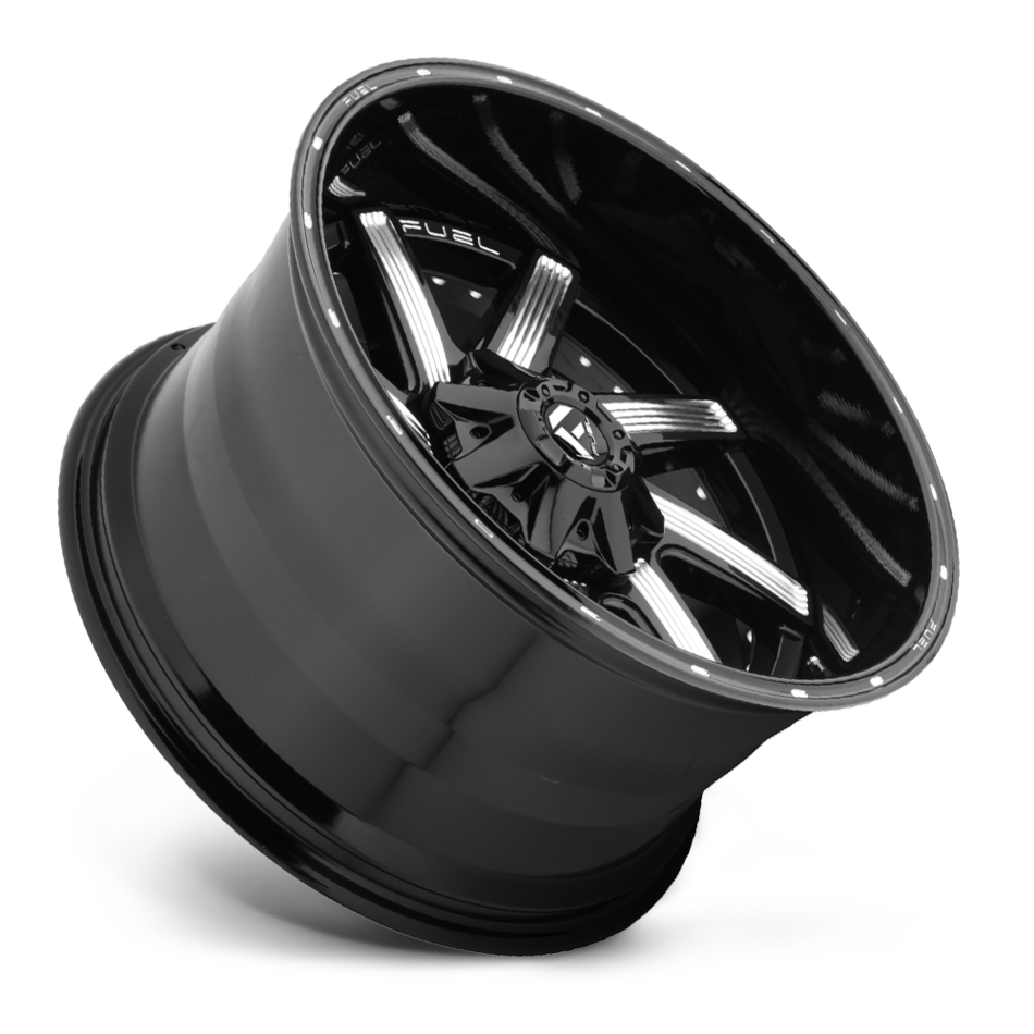Fuel Moab D242 Two Piece Off-Road Wheels
