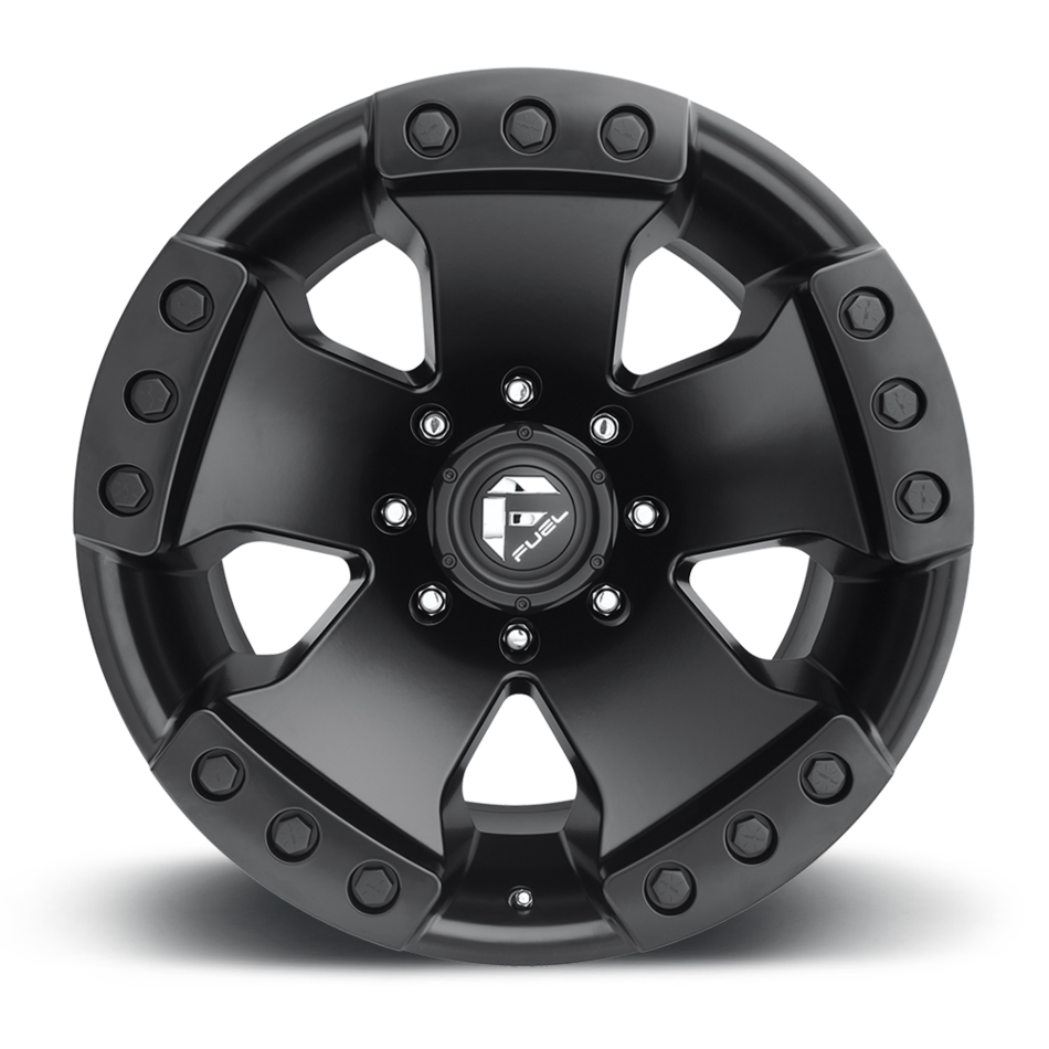 Fuel Monsta D577 One Piece Off-Road Wheels