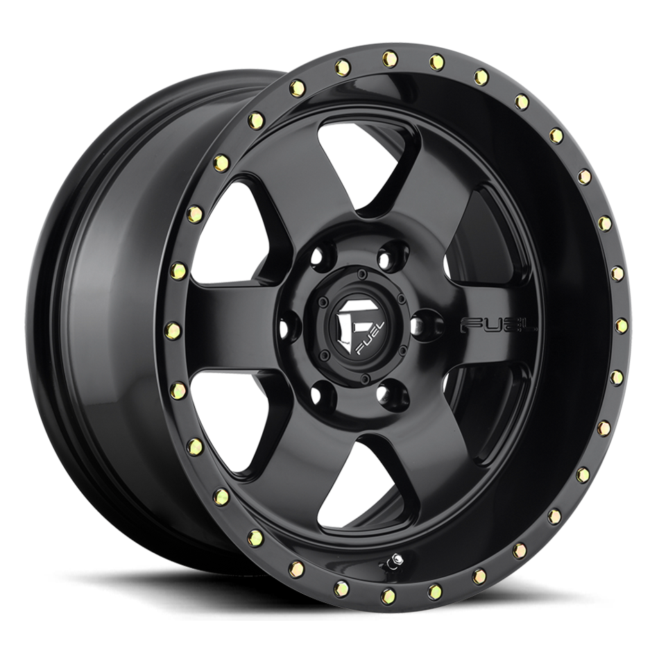 Fuel Podium D618 One Piece Off-Road Wheels