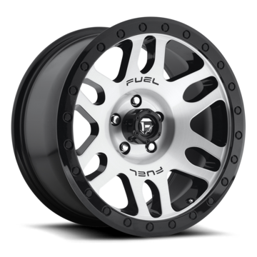 Fuel Recoil D585 One Piece Off-Road Wheels
