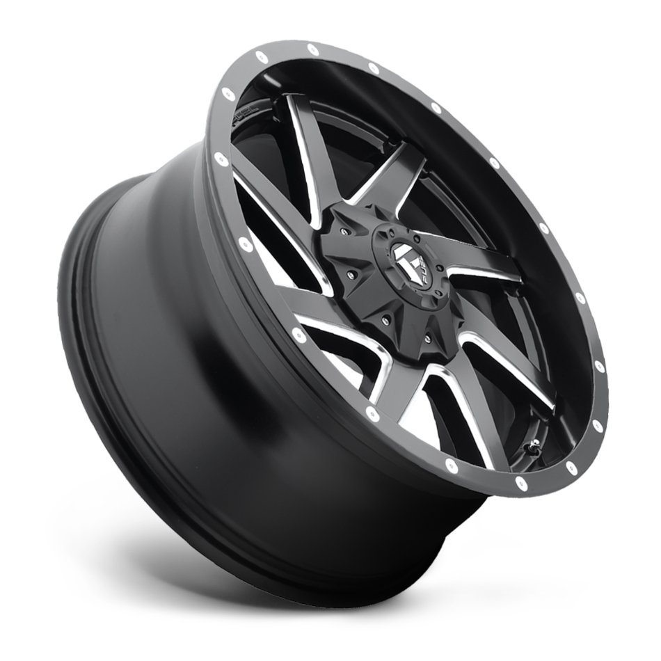 Fuel Renegade D594 One Piece Off-Road Wheels