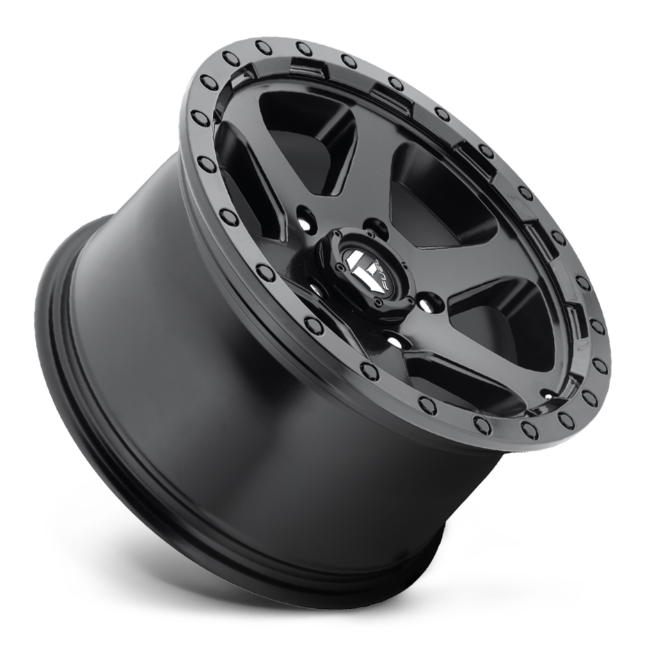 Fuel Ripper D589 One Piece Off-Road Wheels