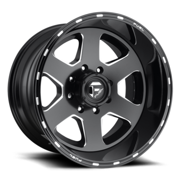 Fuel Ripper D271 Two Piece Off-Road Wheels