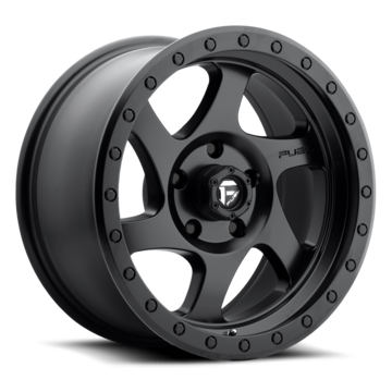 Fuel Rotor One Piece Wheels - D570