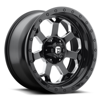 Fuel Savage D563 One Piece Off-Road Wheels