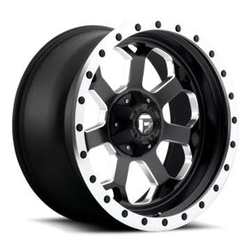 Fuel Savage D565 One Piece Off-Road Wheels