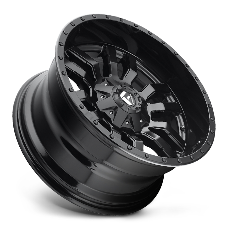 Fuel Sledge D596 One Piece Off-Road Wheels