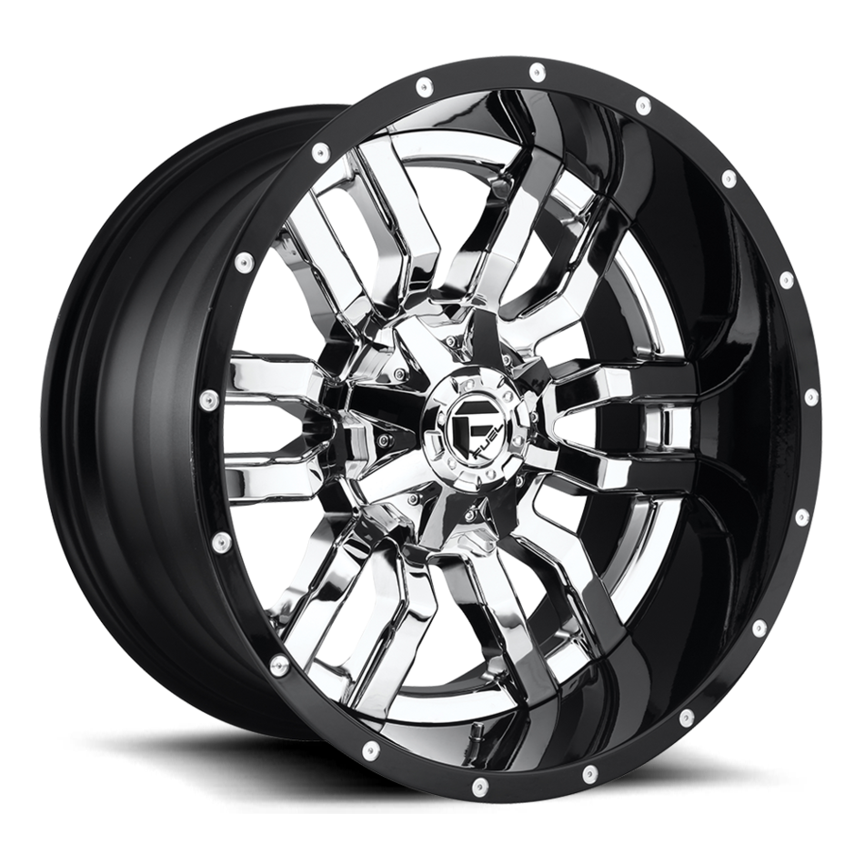 Fuel Rocker D270 Two Piece Off-Road Wheels