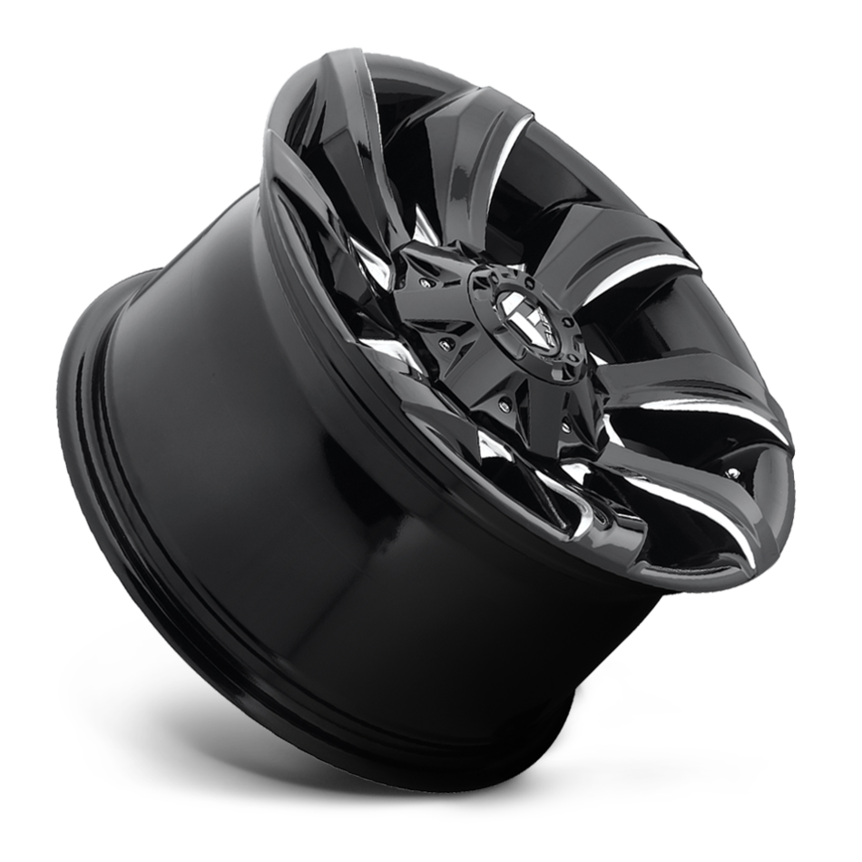 Fuel Stryker D571 One Piece Off-Road Wheels