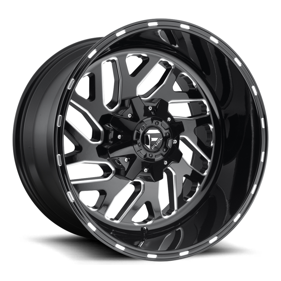 Fuel Triton D581 One Piece Off-Road Wheels